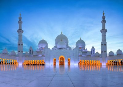 Sheikh-Zayed-Mosque